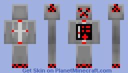 Creeperbot Minecraft Skin