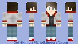 Teen boi Minecraft Skin