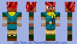 Crono Minecraft Skin