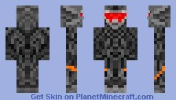 Crysis 3 Main Character By NinjaDesigns Minecraft Skin