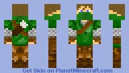 The Archer Minecraft Skin