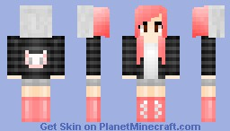 Cutie :3 (new skinning..kinda) Minecraft Skin