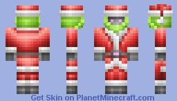 Cyber Claus Minecraft