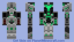 Clonoid Minecraft Skin