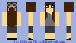 Cyberponk Minecraft Skin