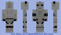 Cyberman [Doctor Who Skins] Minecraft Skin