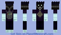 Cyberpunk thing (WIP) Minecraft Skin