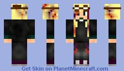 Cyber Punk Girl [Cyber Punk Contest] Minecraft Skin