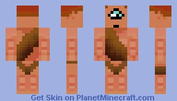 Cyclops [Contest skin] Minecraft Skin