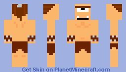 Cyclop Minecraft Skin