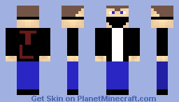 The Lost member Minecraft Skin
