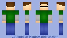Derp-Boy! Minecraft Skin
