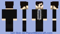[ Broadchurch ] DI Alec Hardy *FIXED* Minecraft Skin