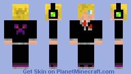The Dj for skrillex :D Minecraft Skin