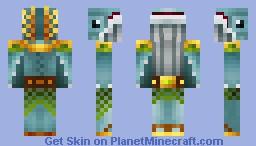 Whah the Landwalker [Deus Rex Cetaerran] Minecraft Skin