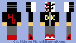 Da Kurlzz Minecraft Skin