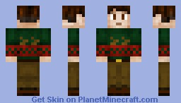 Dad's Sweater Minecraft