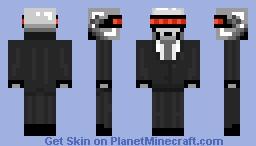 Daft Punk- Tom Minecraft Skin