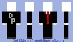 Daft Punk In Suit Minecraft Skin