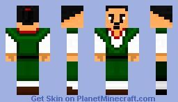 Daimyo Minecraft Skin