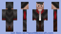 Devil May Cry Reboot Dante Minecraft Skin
