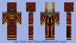 Inferno's Robe [Orginal] Minecraft Skin