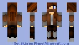 Daria Minecraft Skin