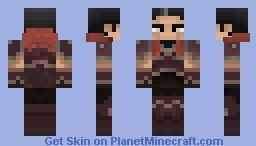 League Of Legends - Darius - The Hand Of Noxus Minecraft Skin