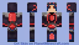 Dark Mage | PMMC Minecraft Skin