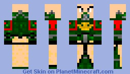Dark Angel Pre-Heresy Skin Minecraft Skin