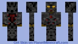 Zaleek Soldier Minecraft Skin