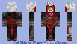 Dark assasin Minecraft Skin