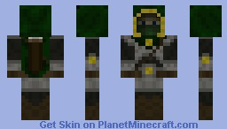 Damon Farrow Minecraft Skin