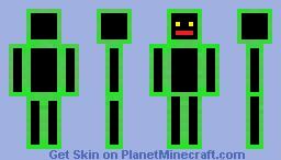 Darkness (GREEN) Minecraft