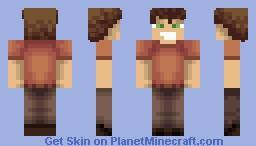 To a Friend Minecraft Skin