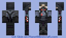 Darth Malgus with hood Minecraft Skin