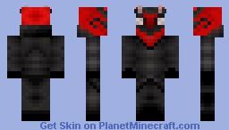 Darth Maul! [Star Wars[ [3D Hood & Horns] Minecraft Skin