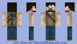 Daryl Dixon [The Walking Dead] Minecraft Skin