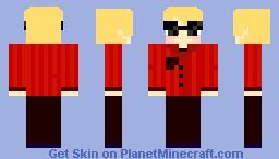 Dave Strider Minecraft Skin