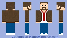Woodland Dave! Minecraft Skin