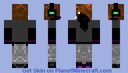 Dead Deadlox Minecraft Skin