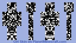 Dead Spirit Minecraft Skin