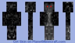 Death, Horseman of the Apocalypse Minecraft Skin