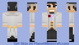 Debonair Jayce Minecraft Skin