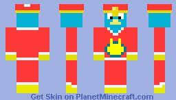 King DeDeDe Minecraft Skin