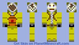 Deep Sea Diver Minecraft Skin