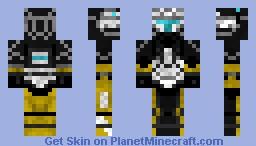 Delta 62 Clone Commando Scorch Minecraft