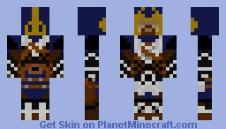 Diablo III Demon Hunter Minecraft Skin