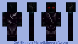 The Demon of the Shadows Minecraft