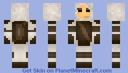 Dengar (Skin Series) Minecraft Skin